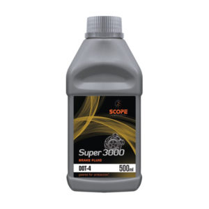 brake fluid in engine oil
